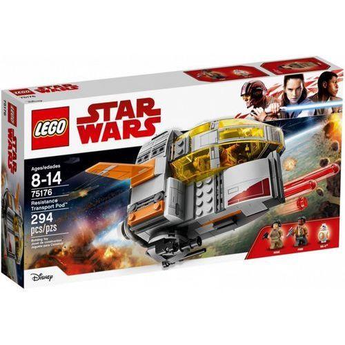 Lego Klocki star wars tm pojazd transportowy ruchu oporu