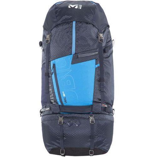 Millet ubic 60+10 plecak niebieski 2018 plecaki turystyczne
