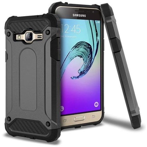 future armor grey | obudowa dla samsung galaxy j3 2016 - grey marki Tech-protect