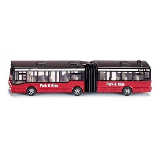 autobus przegubowy marki Siku