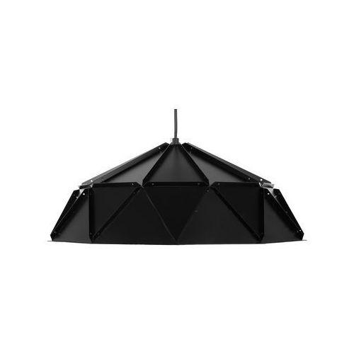 Lampa wisząca czarna senia marki Beliani