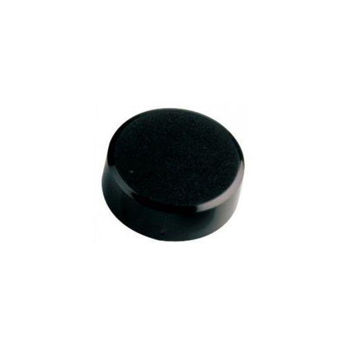 Magnes okragły lakierowany czarny 10x5mm marki Magnetoplan