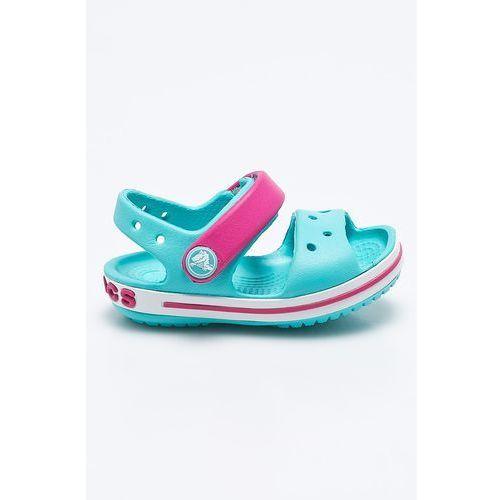 - sandały dziecięce marki Crocs