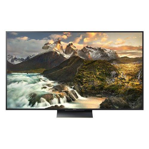 TV LED Sony KD-65ZD9 - BEZPŁATNY ODBIÓR: WROCŁAW!