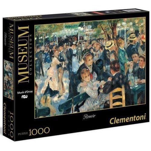 Puzzle 1000 el Museum Musee d'Orsey Bal du Mou (8005125314126)