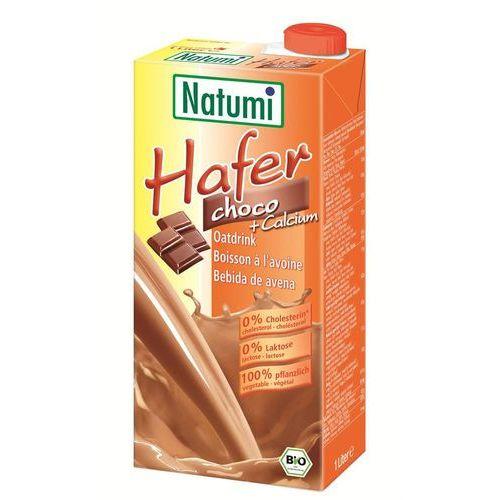 Mleko Owsiano - Czekoladowe z Wapniem BIO 1L - Natumi - produkt z kategorii- Zdrowa żywność