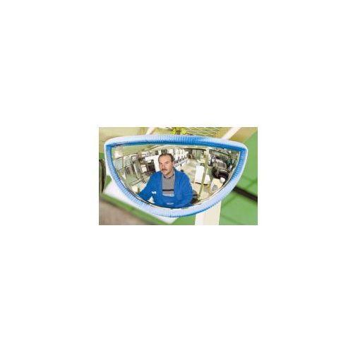 Lusterko przednie do wózków widłowych marki Vialux