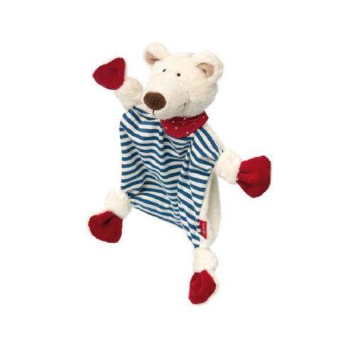 Sigikid  szmacianka-przytulanka miś polarny dla chłopca