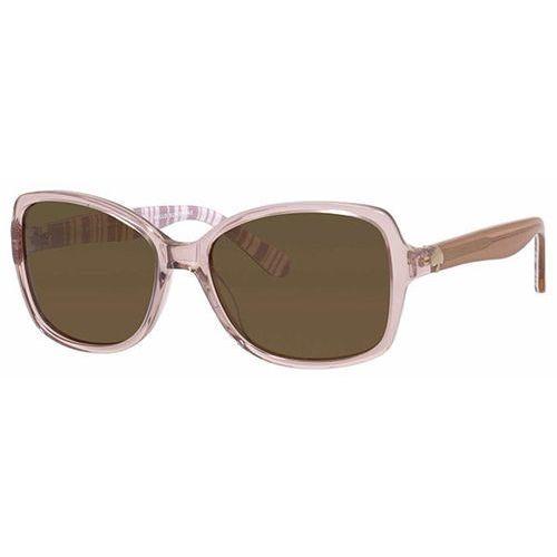 Okulary słoneczne ayleen/p/s polarized 0qgx vw marki Kate spade