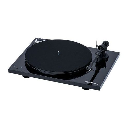 Pro-ject essential iii recordmaster - czarny