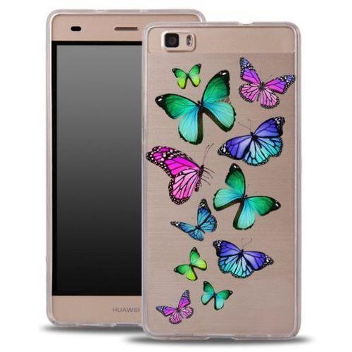 Etui QULT Back Case Fashion do Huawei P10 (ROZ001) (5901836694331)