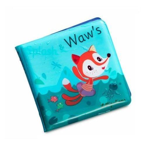 Magiczna książeczka do kąpieli Lilliputiens Splash - Lisica Alice L83005, L83005