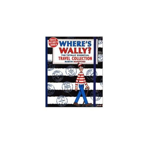 Where's Wally? The Totally Essential Travel Collection (9781406375718)