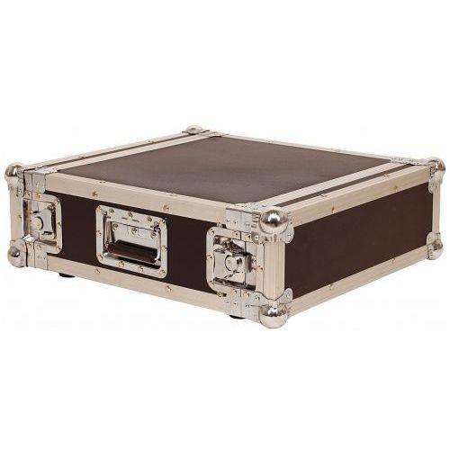 Rockcase rc-24103-b professional flight case rack 3u