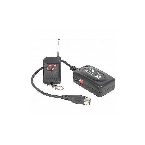 wireless remote for smoke/haze machines, uniwersalny bezprzewodowy kontroler, pilot do wytwornic marki Qtx