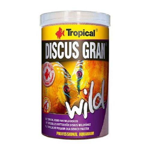 TROPICAL Discus Gran Wild - pokarm dla dzikich dyskowców 250ml/110g (5900469616246)