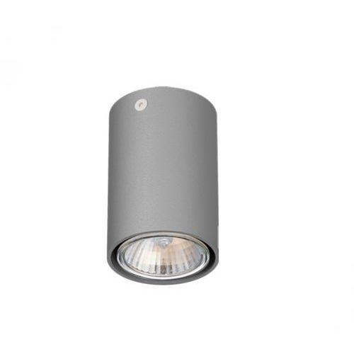 Cleoni Lampa sufitowa pixo y4sd gu10 led żarówka led gratis!, t068y4sd+