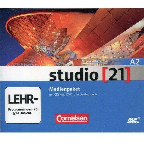 Medienpaket mit Audio-CDs und DVD zum Deutschbuch, Gesamtband