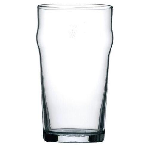 Arcoroc Nukleowane szklanki do piwa Nonic 570 ml z oznaczeniem CE (48 sztuk)