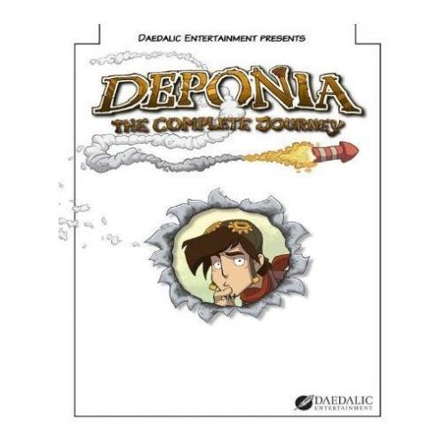 Deponia The Complete Journey (PC)
