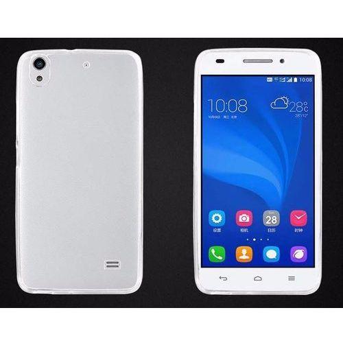 Obudowa Ultra Slim Huawei Ascend G620S Przezroczysta