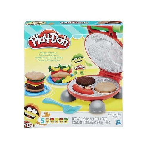 Play-Doh Hamburgery