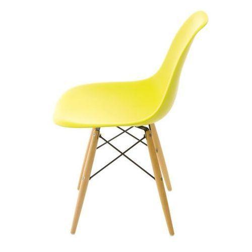 Krzesło P016W PP inspirowane DSW - zielony ciemny, 24249