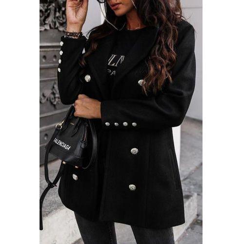 Płaszcz damski BERGANA BLACK, 36-42