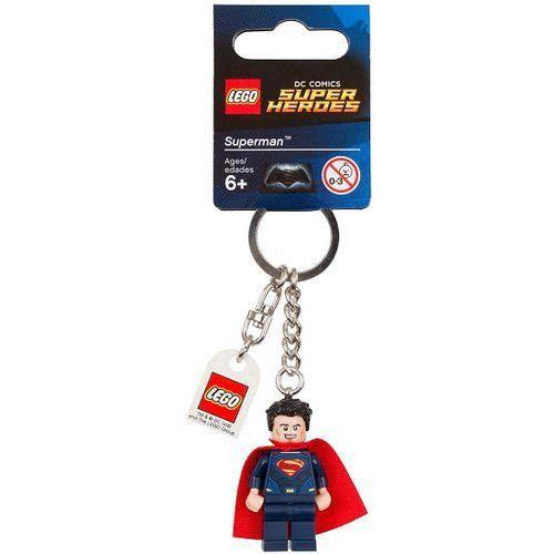 853590 brelok superman™ (superman™ keychain) ® dc comics super heroes marki Lego