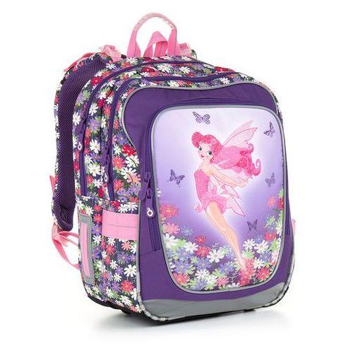 Plecak szkolny  chi 879 i - violet marki Topgal