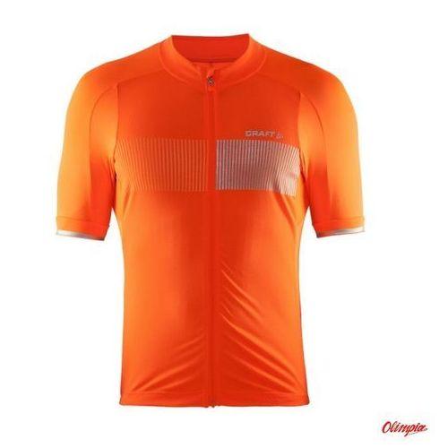 Koszulka rowerowa  verve glow jersey 1904995 2576 męska marki Craft