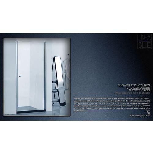 Axiss glass Drzwi prysznicowe an6211k 800mm