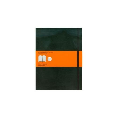 Notes wielki Moleskine w linie - Moleskine (9788883707223)