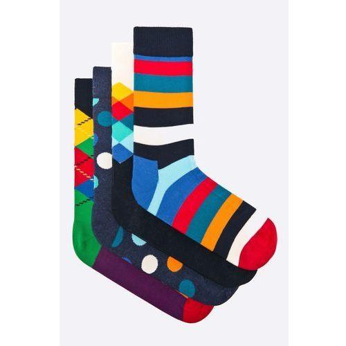 Happy socks - skarpetki mix gift box (4-pack)