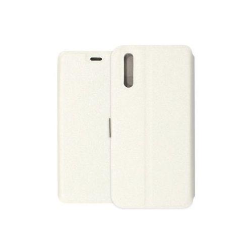 Huawei P20 - etui na telefon Wallet Book - biały, ETHW675WLBKWHT000