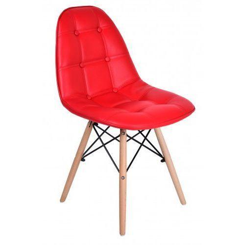 Krzesło Lyon - czerwony, GK-0753