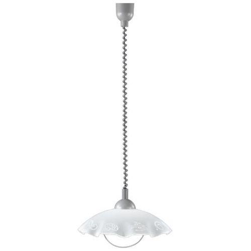 Lampa wisząca brenda klosz satyna, 87062 marki Eglo