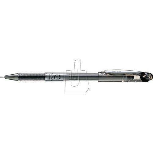 Pentel  długopis żelowy bg207 0.7mm slicci czarny ekologiczny darmowy odbiór w 20 miastach!