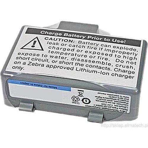 Zebra standard battery, for Zebra MZ/iMZ series, AK18353-1