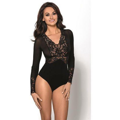 Ava body 012 czarny, Ava lingerie