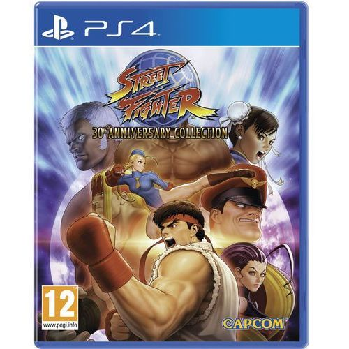 OKAZJA - Street Fighter 30th Anniversary Collection (PS4)