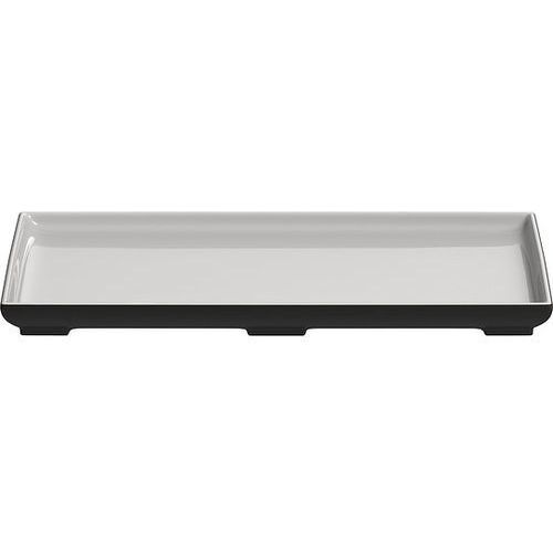 Półmisek prostokątny White Line Naturally Cooling Ceramics