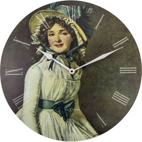 - zegar ścienny portrait of mrs serizy marki Nextime