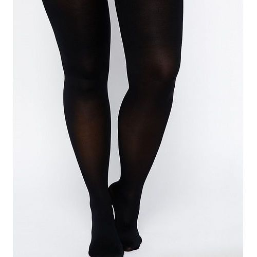 ASOS CURVE Skin Firming Support 50 Denier Tights - Black