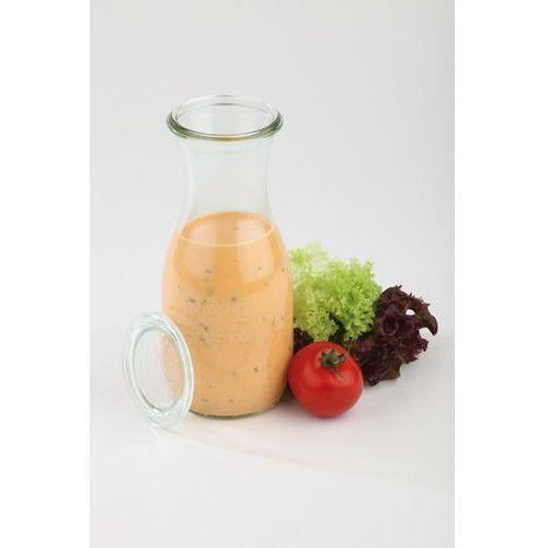 Butelka do weków z pokrywką | 6 szt. | 0,5l | śr. 60x(h)190mm marki Aps