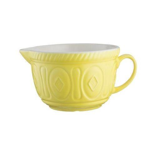 Mason cash - colour mix mixing bowls dzbanek żółty