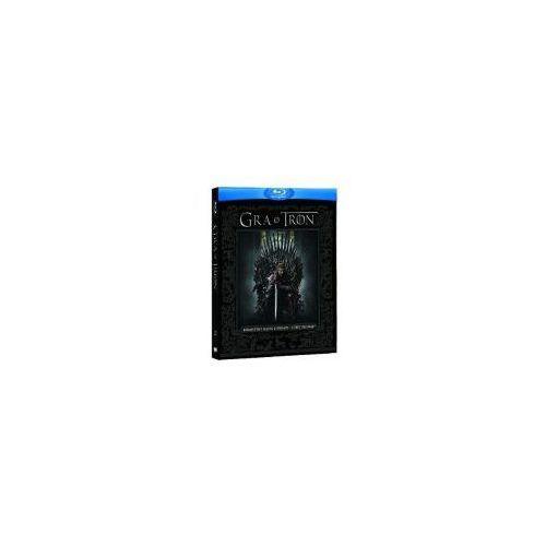 Gra o Tron, sezon 1 (Blu-ray) - Various (7321996315606)
