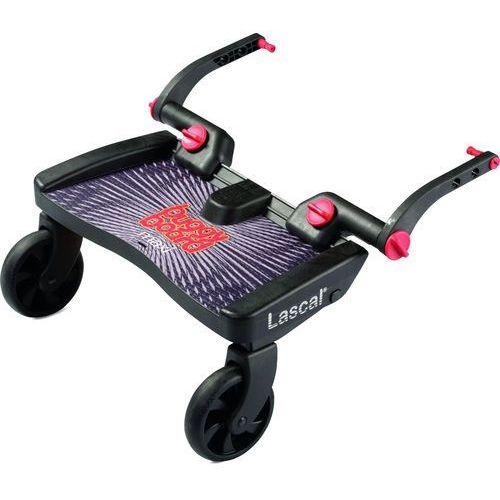 buggy board maxi- dostawka do wózka black marki Lascal