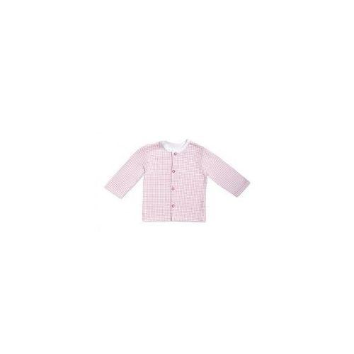 Kaftanik różowa kratka marki Dolce sonno