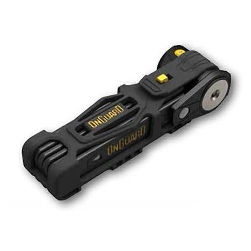 Zapięcie rowerowe ONGUARD Link Plate Lock K9 COMBO SKŁADANE 8116 - 75cm - 5 x Klucze z kodem